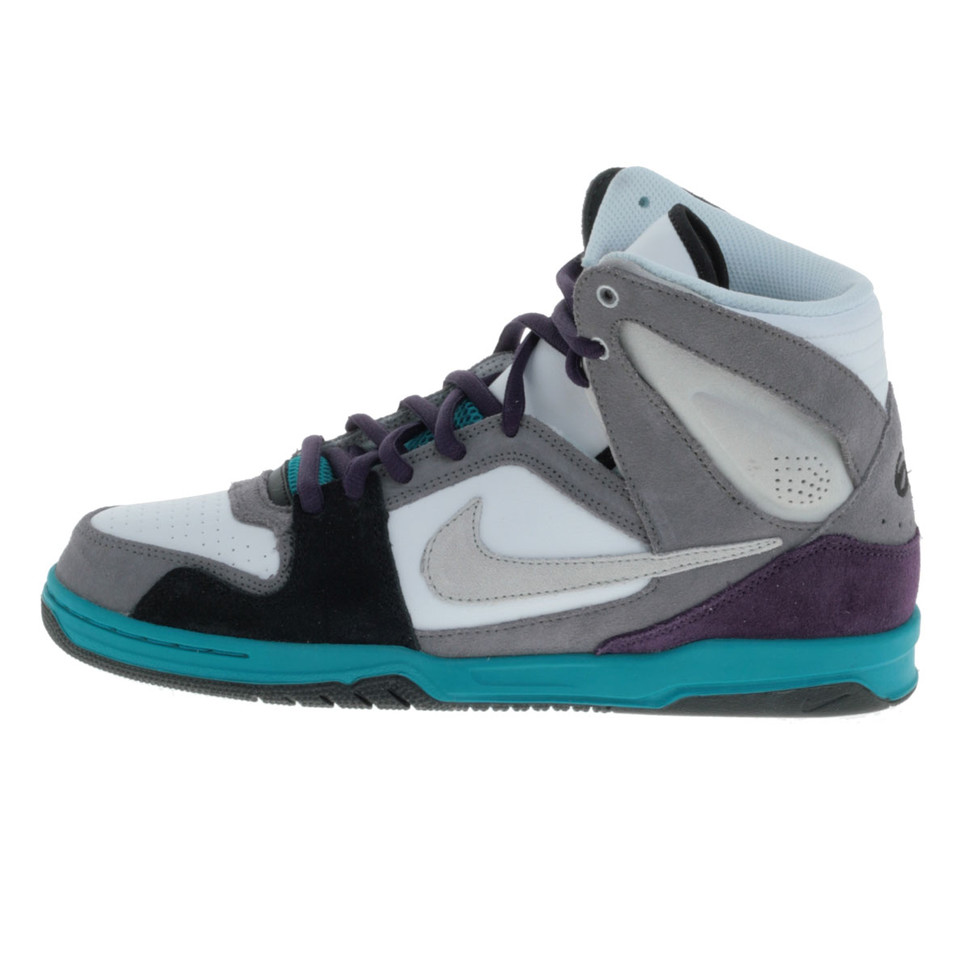 riega la flor cristiandad Fabricación  Nike - Zoom Oncore High (White / Jetstream Glass Blue) | HHV