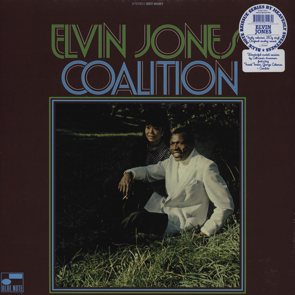 Elvin Jones - Coalition