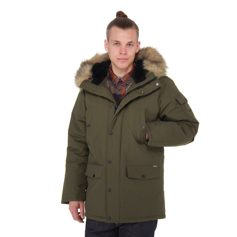 sale retailer detailed pictures half off Carhartt WIP - Anchorage Parka - S