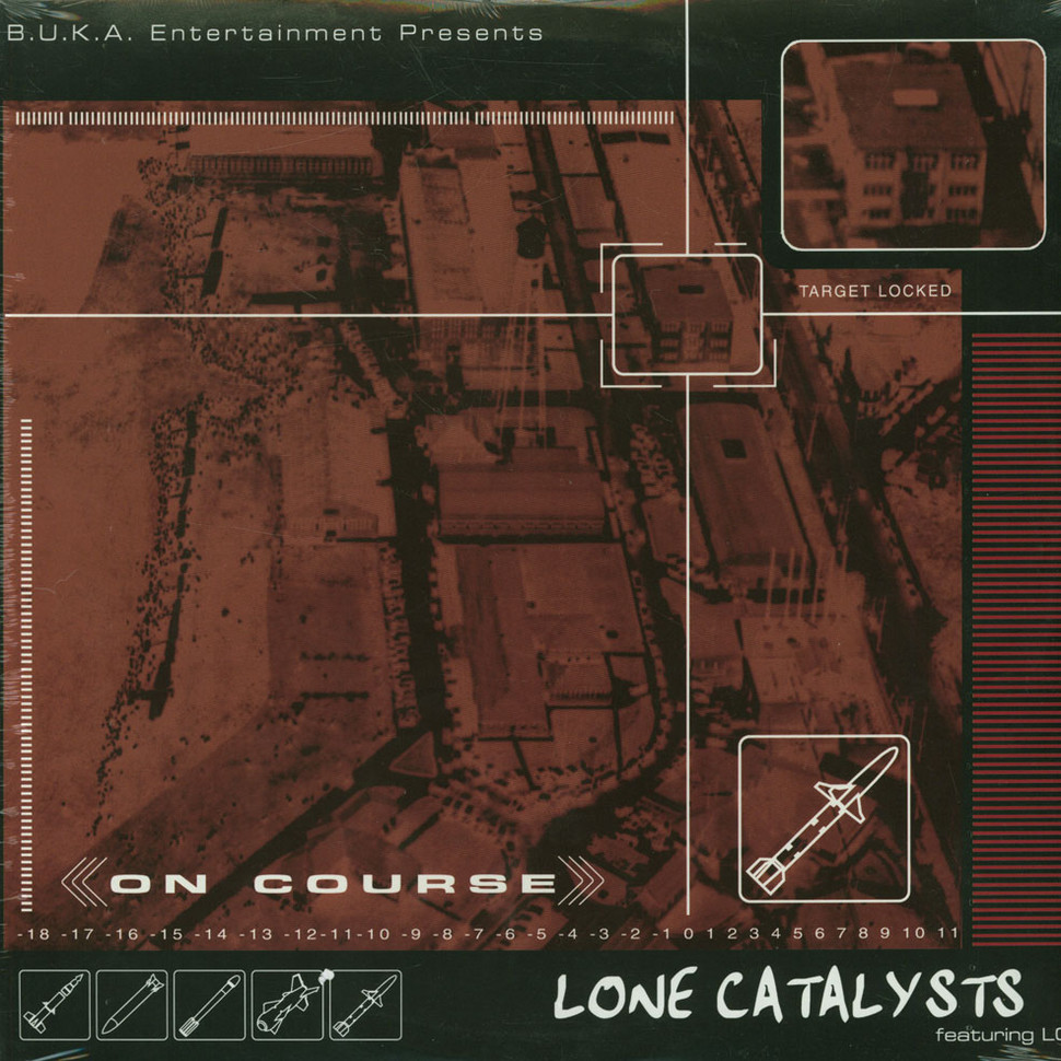 Lone Catalysts Featuring LG - On Course