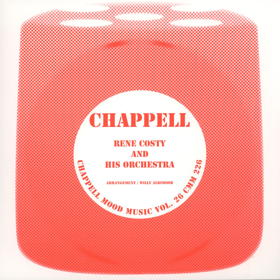 Rene Costy And His Orchestra - Chappell Mood Music Volume 26