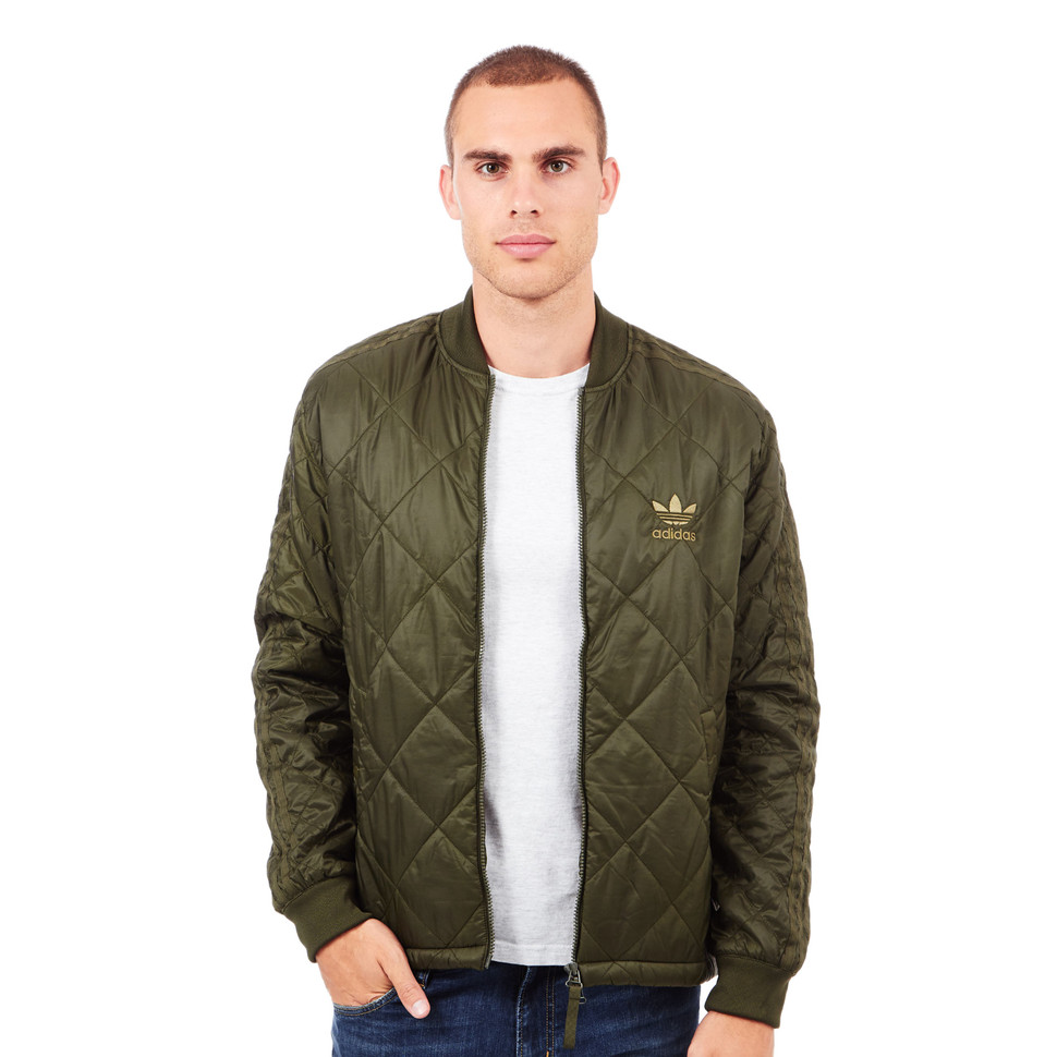 adidas Quilted SST Jacket S