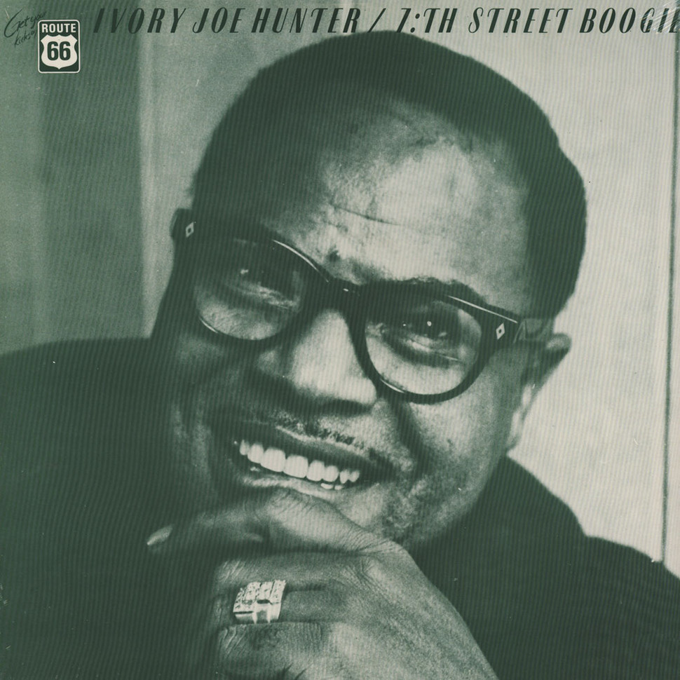 Ivory Joe Hunter - 7Th Street Boogie