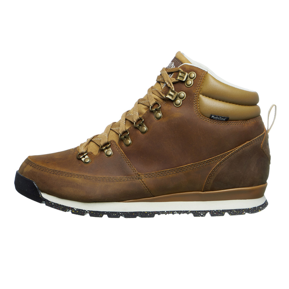The North Face Back To Berkeley Redux Leather Boots US 8.5