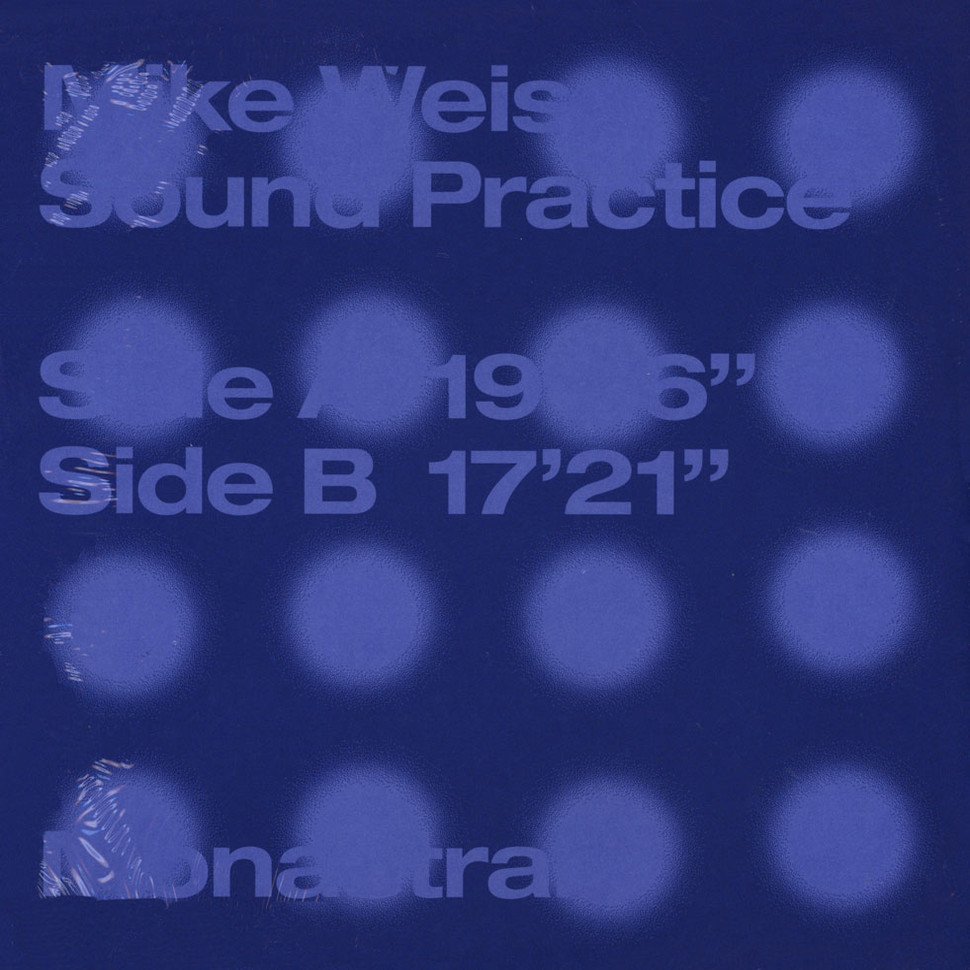 Mike Weis - Sound Practice