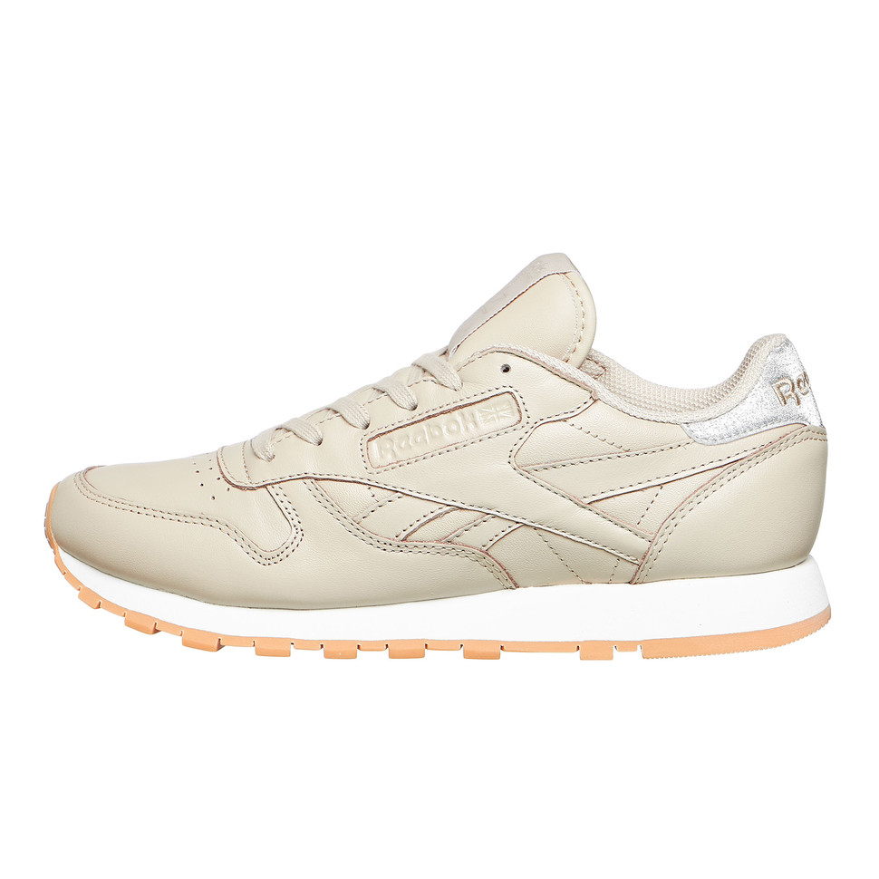Reebok Classic Leather Met Diamond US 6, EU 36, UK 3.5, 23cm