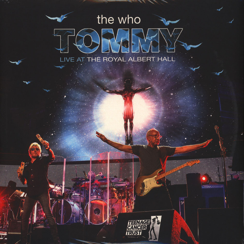 Who, The - Tommy: Live At The Royal Albert Hall