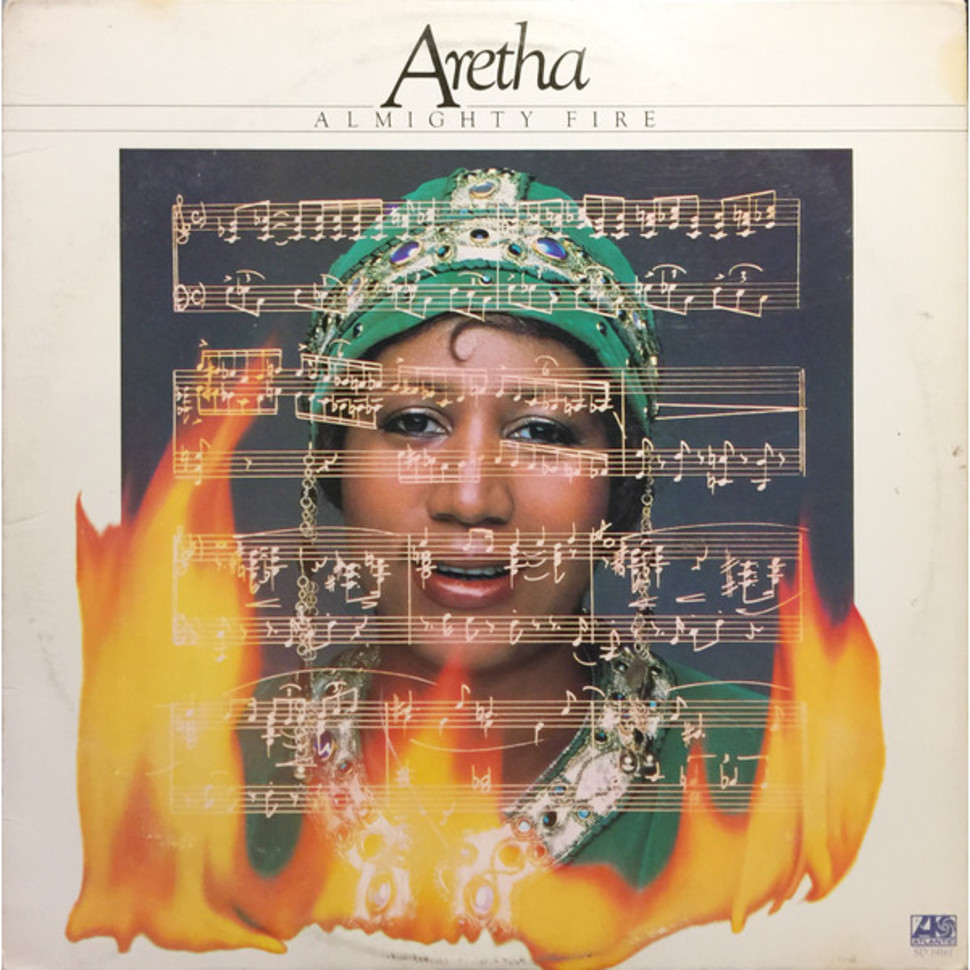 Aretha Franklin - Almighty Fire