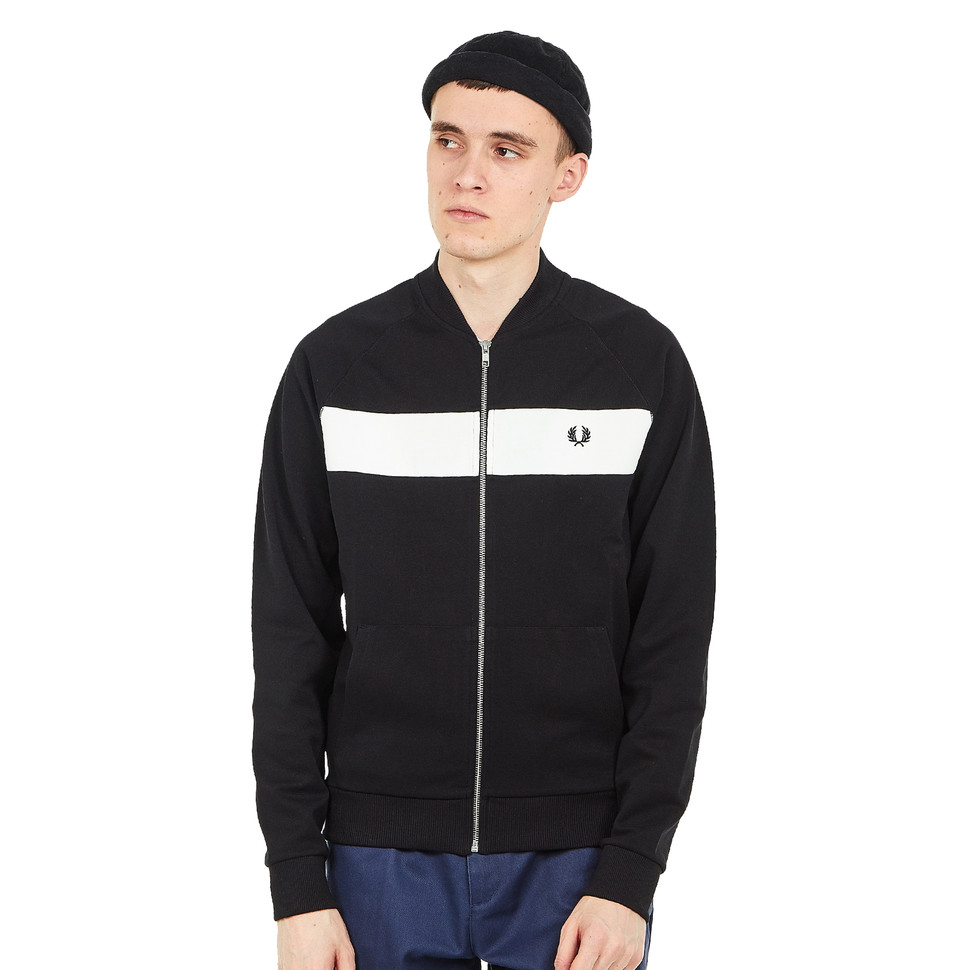 Fred Perry - Reverse Tricot Track Jacket