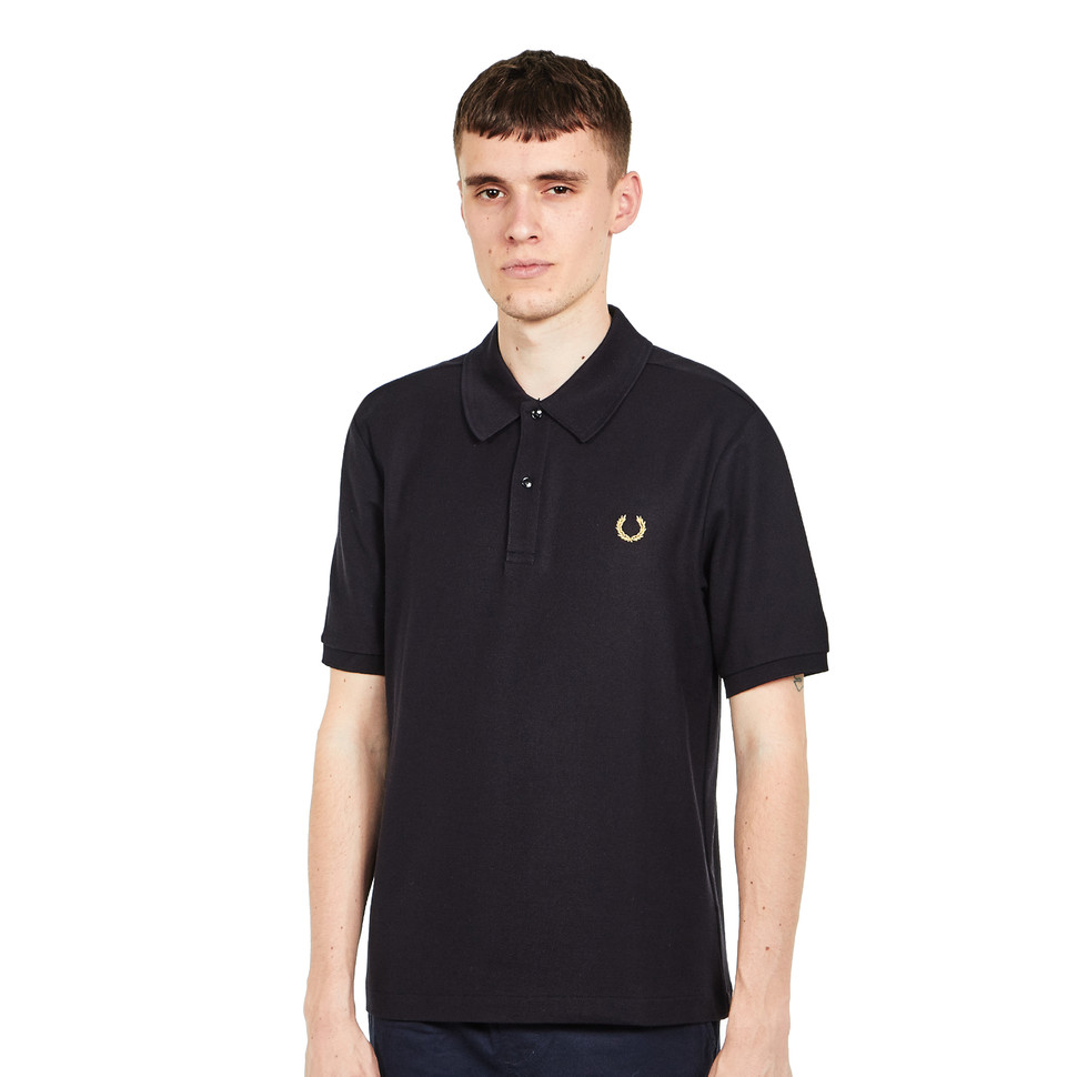 Fred Perry x Miles Kane - Tonal Tipped Pique Shirt