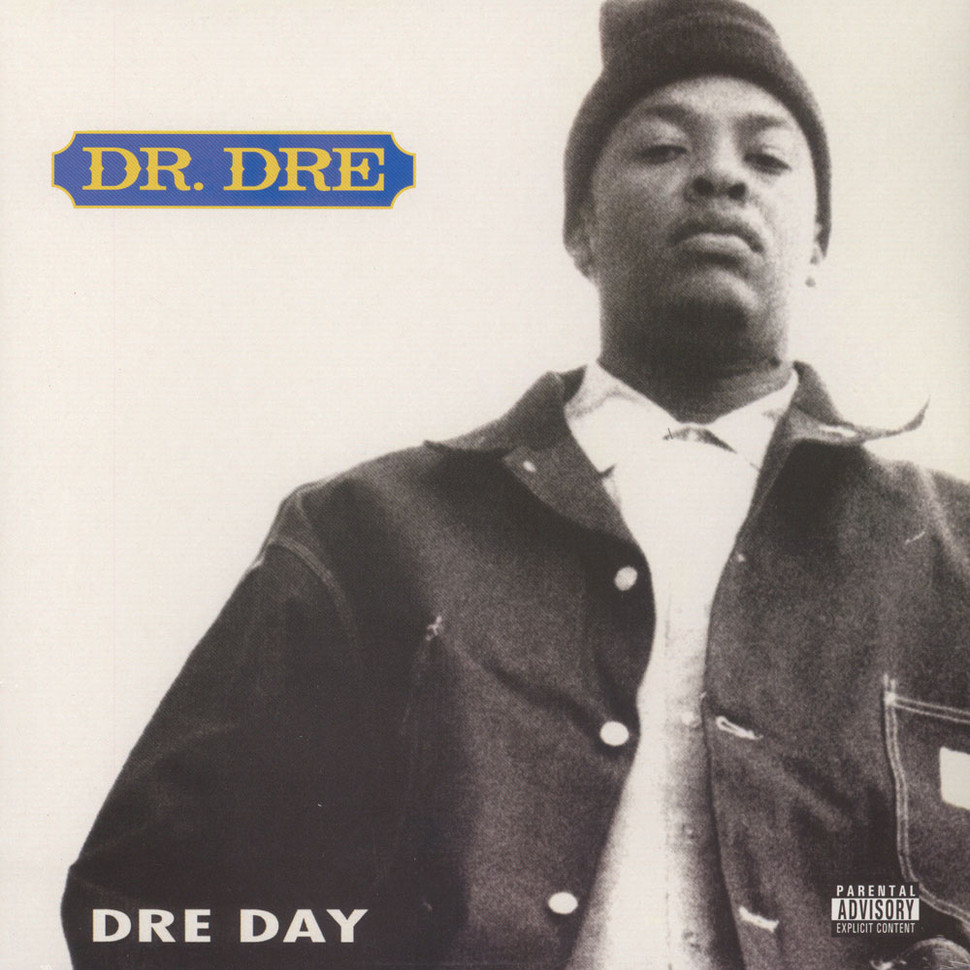 Dr. Dre - Dre Day Clear Vinyl Edition