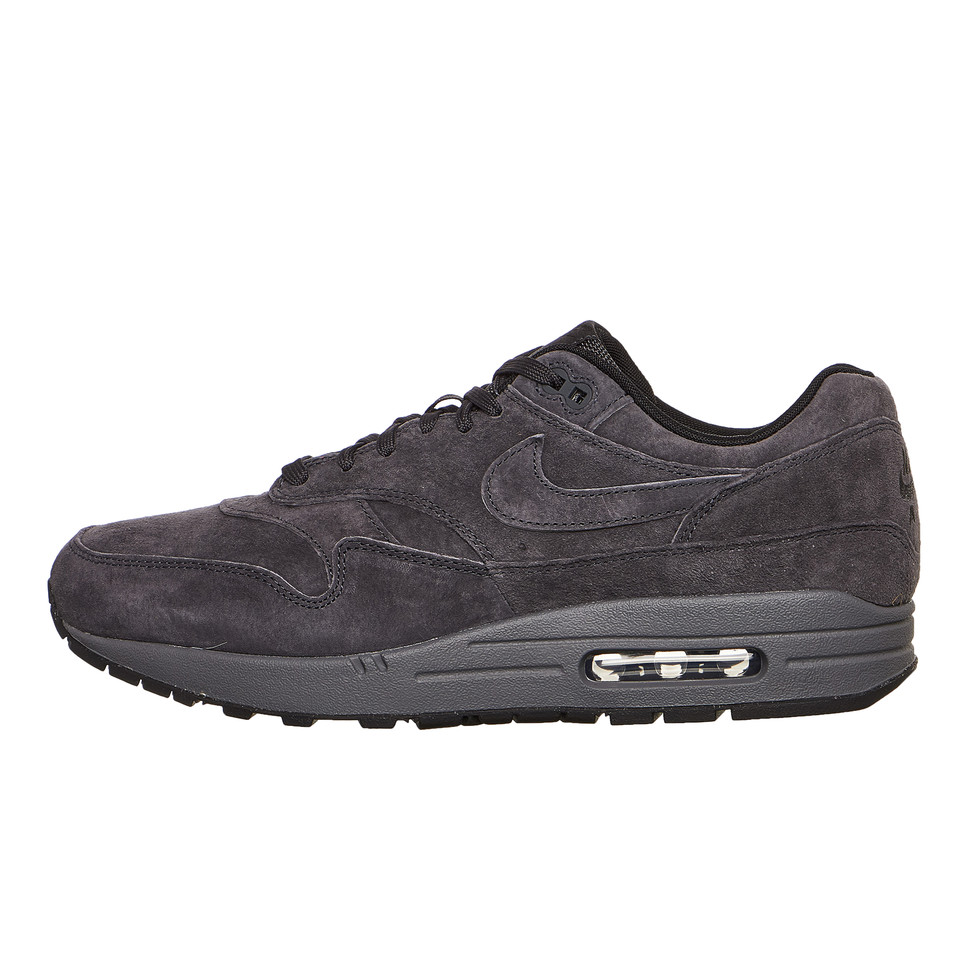 Nike Air Max 1 Leather Dark Grey