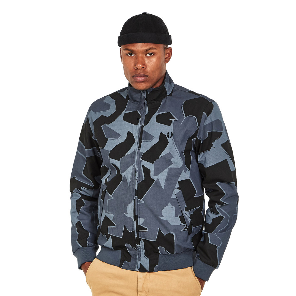 Fred Perry x Arktis - Camouflage Brentham Jacket