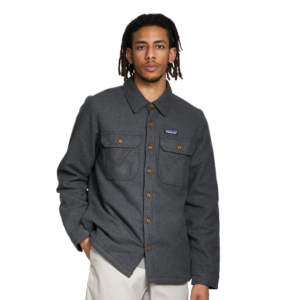 Patagonia - Insulated Fjord Flannel Jacket