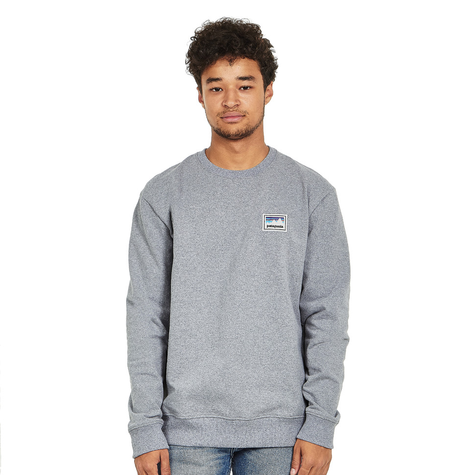 new arrival 7aa6d 31f3b Patagonia - Shop Sticker Patch Uprisal Crew Sweatshirt