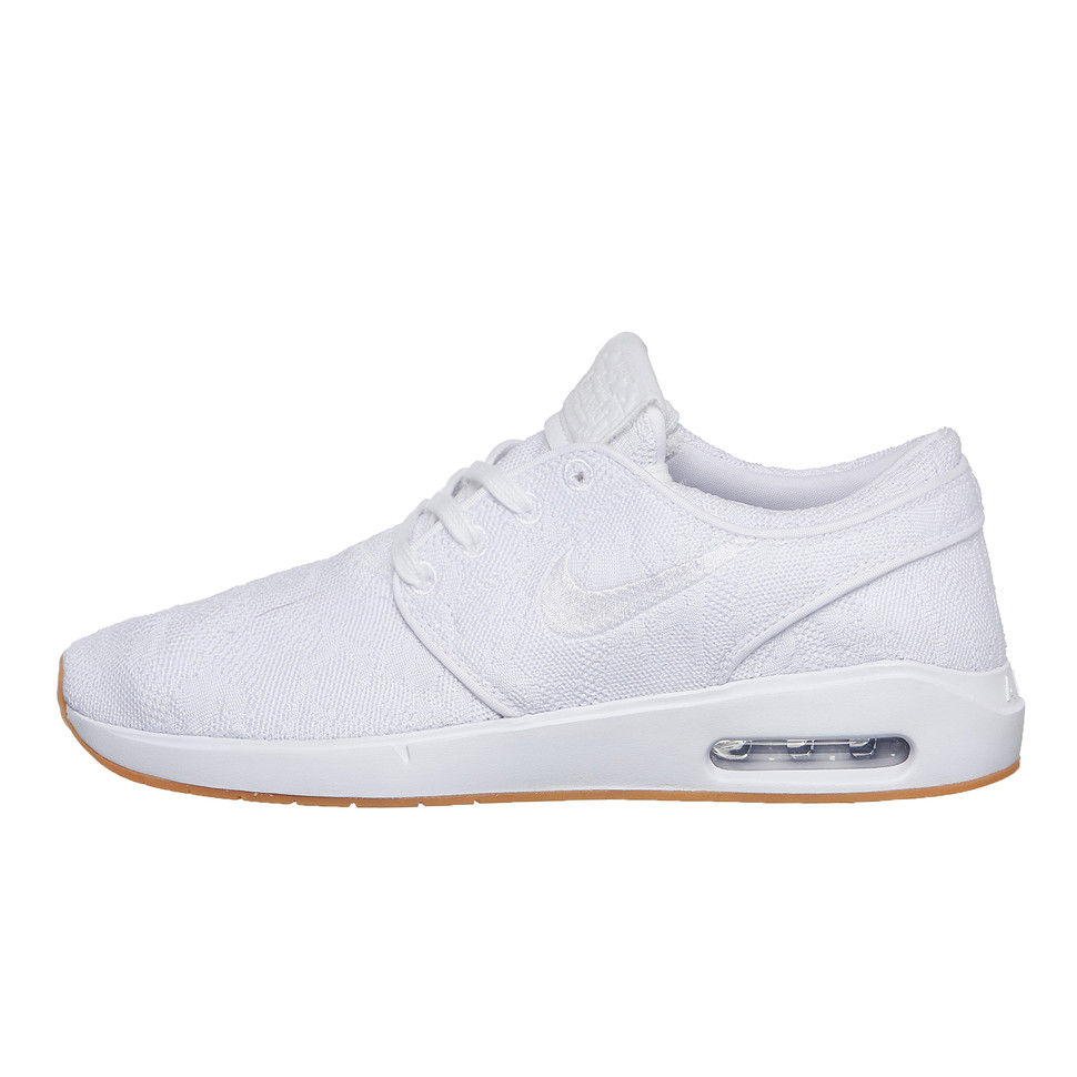 janoski air max white