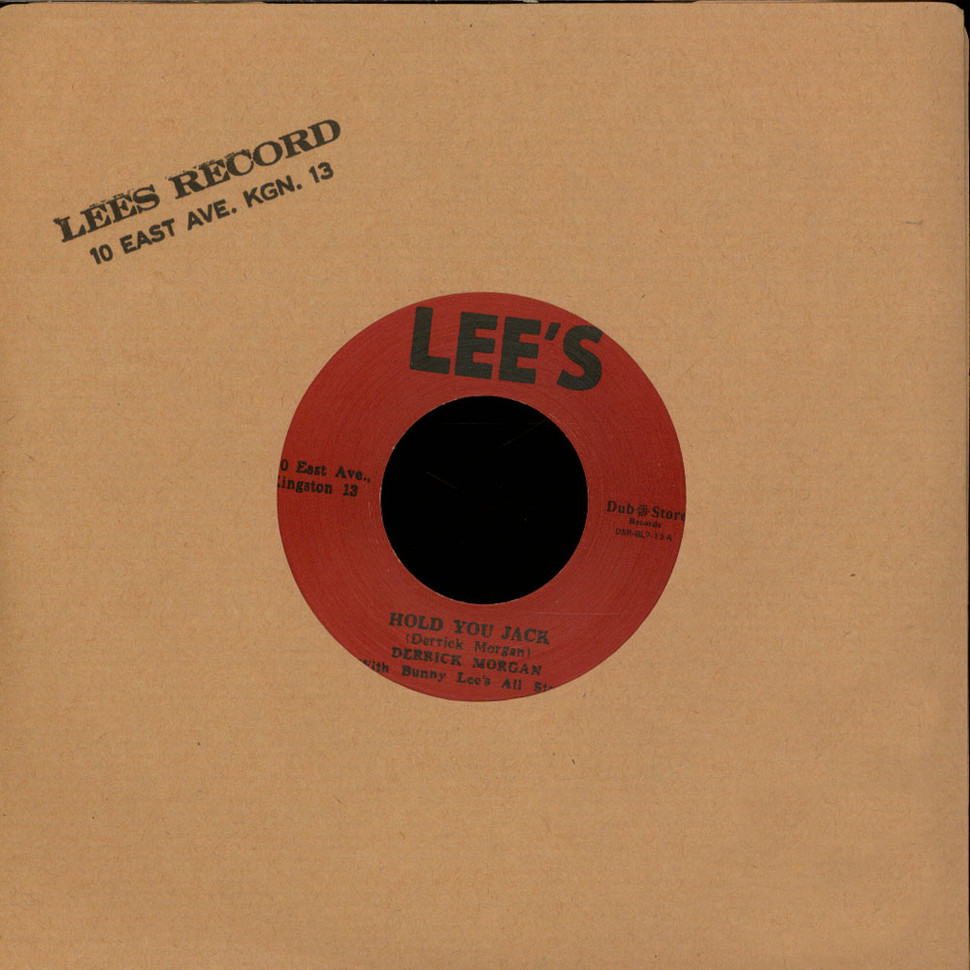 Derrick Morgan / Lester Sterling & Stranger Cole - Hold You Jack / Bangarang