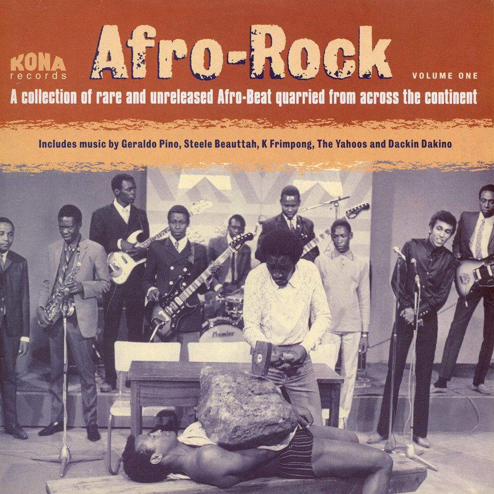 V.A. - Afro Rock Volume One