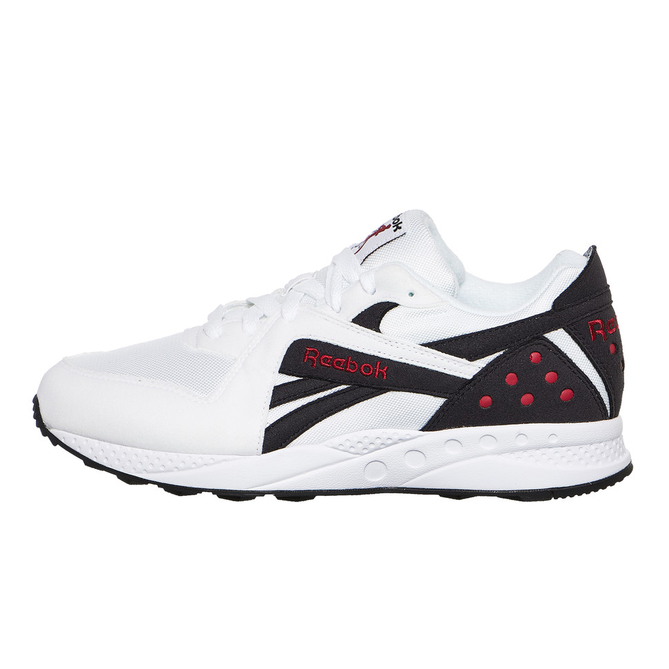 Reebok Pyro (White Black Cranberry) | HHV