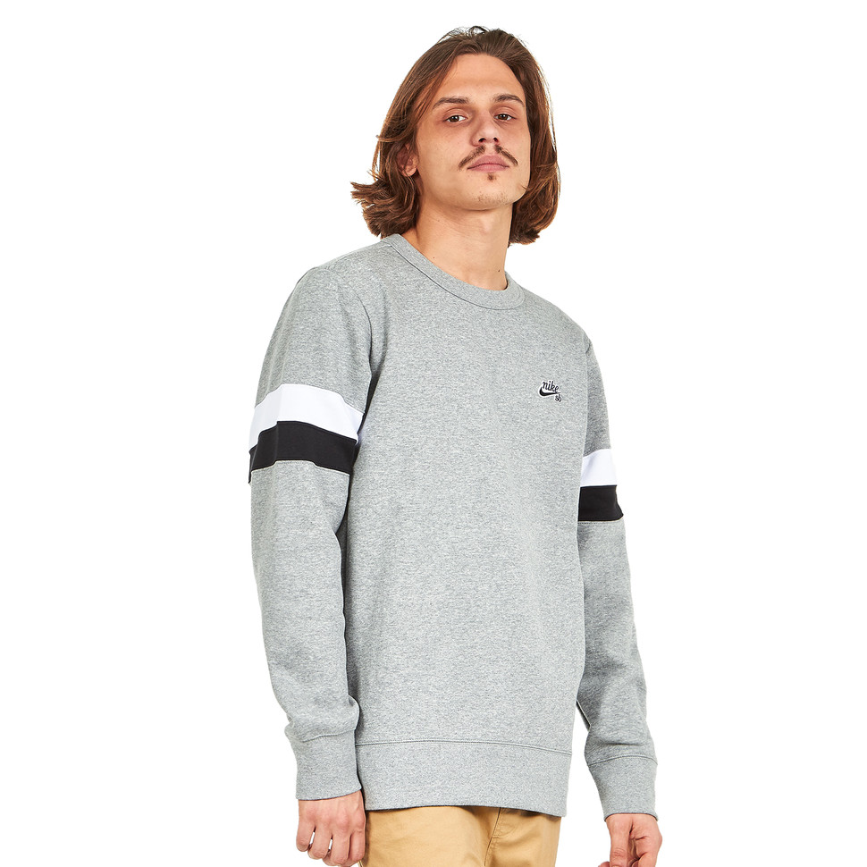 Nike SB Icon Crewneck Sweater S