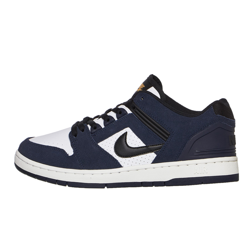 Coming Soon: Nike SB Air Force 2 Low Obsidian White