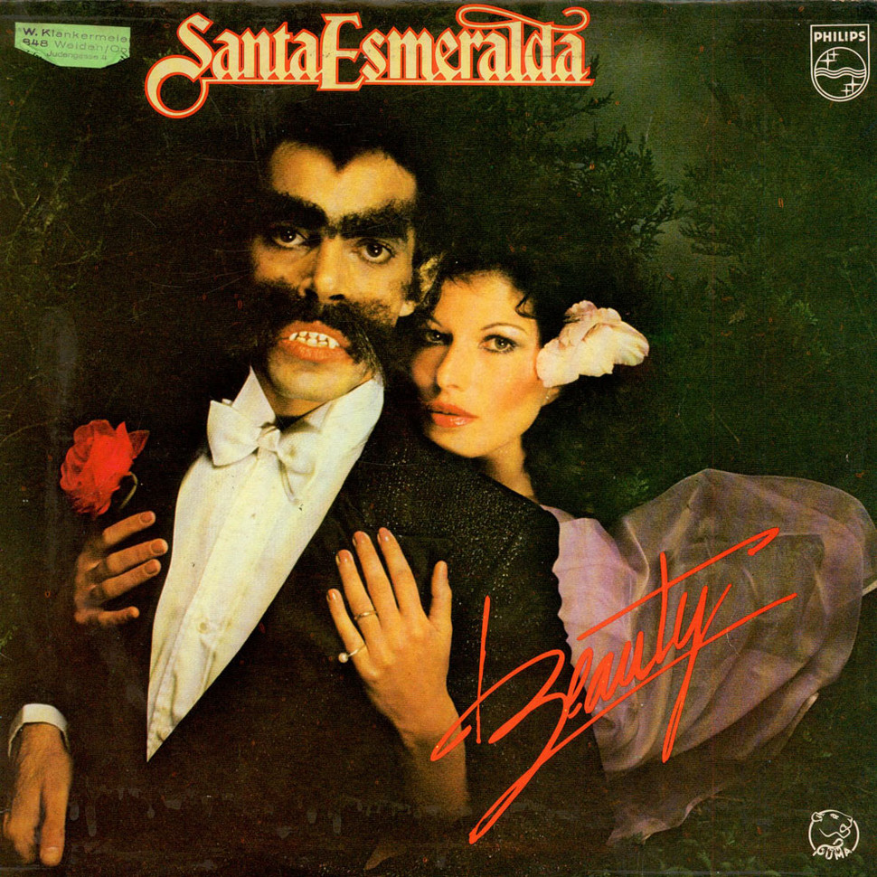 Santa Esmeralda - Beauty - Vinyl LP - 1978 - FR - Original