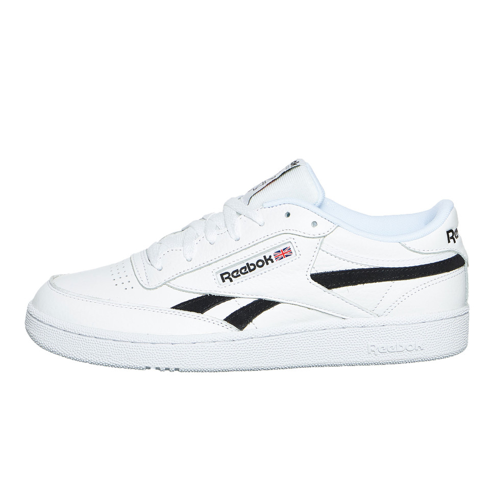 Reebok Club C Revenge MU (White Black) | HHV