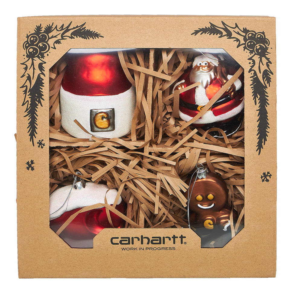Carhartt WIP   Christmas Ornaments Set   One Size