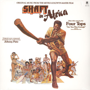 Johnny Pate - OST Shaft in Africa