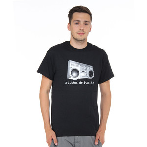 At The Drive-In - Boombox T-Shirt