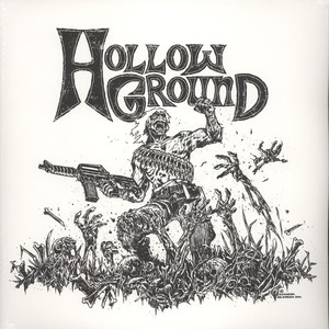 Hollow Ground - Warlord Colored Vinyl Edition