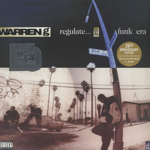 Warren G - Regulate: G Funk Era 20th Anniversary Edition