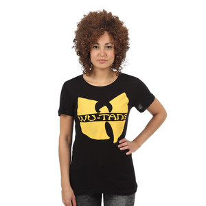 Wu-Tang Clan - Logo 36 Ladies Crew T-Shirt