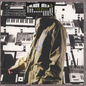 Black Milk - Tronic Silver Vinyl Edition