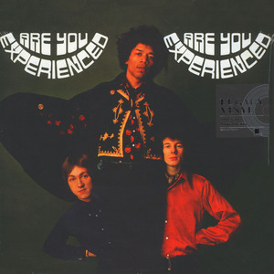 Jimi Hendrix - Are You Experienced EU Stereo Version
