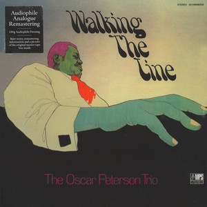 Oscar Peterson Trio, The - Walking The Line