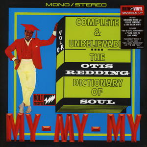 Otis Redding - Complete And Unbelievable - The Otis Redding Dictionary Of Soul