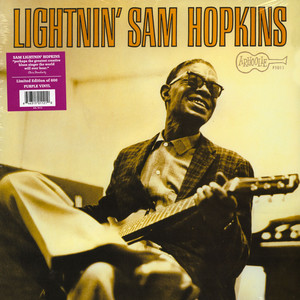 Lightnin' Sam Hopkins - Lightnin' Sam Hopkins Purple Vinyl Edition
