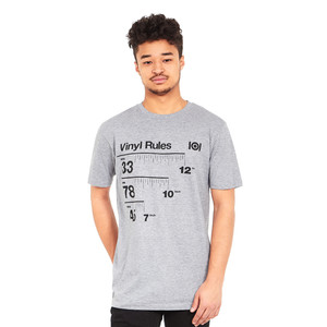 101 Apparel - Vinyl Rules T-Shirt