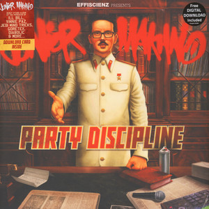 Junior Makhno - Party Discipline