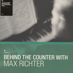 Max Richter - Behind The Counter With Max Richter Black Vinyl Edition