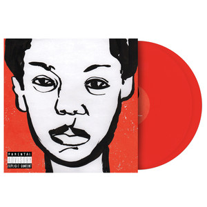 McKinley Dixon - Who Taught You To Hate Yourself Red Vinyl Edition