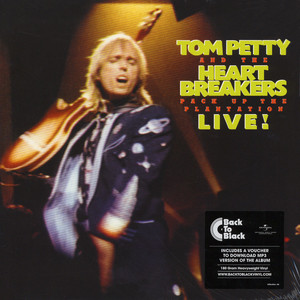 Tom Petty & The Heartbreakers - Pack Up The Plantation Live!