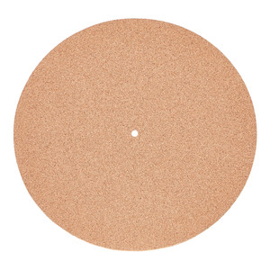 Glowtronics - Cork Slipmat