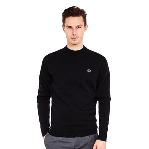 Fred Perry - Twin Tipped Crew Neck Jumper