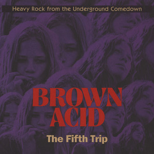 V.A. - Brown Acid: The Fifth Trip Colored Vinyl Edition