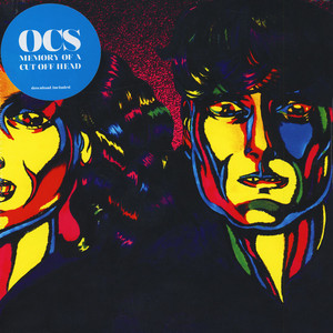 OCS (Oh Sees (Thee Oh Sees)) - Memory Of A Cut Off Head Translucent Blue Vinyl Edition