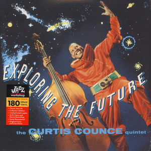 Curtis Counce Quintet, The - Exploring The Future