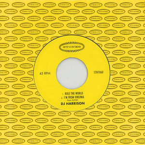 DJ Harrison - Rule The World & I'm From Virginia / Brown Water Blues