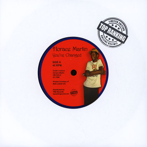 Horace Martin - You've Changed